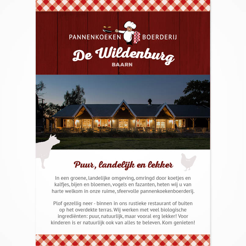 flyer De Wildenburg