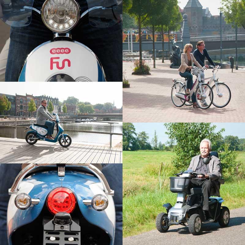 fotografie Mobility & You