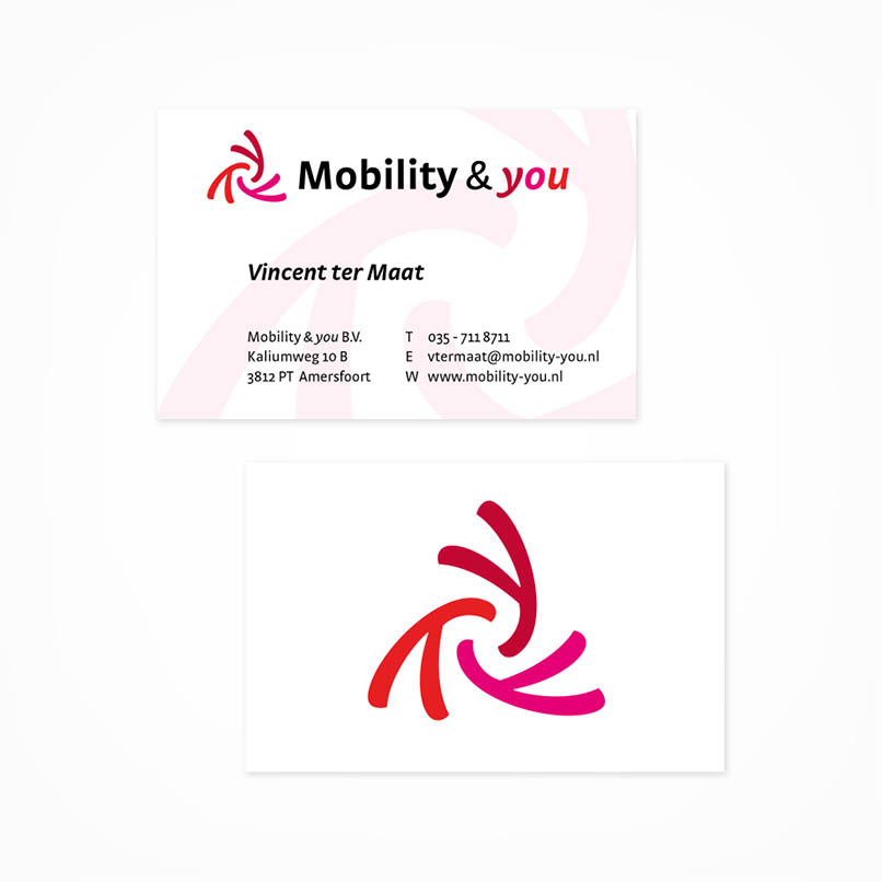 visitekaartje Mobility & You