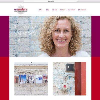 homepage Enanders